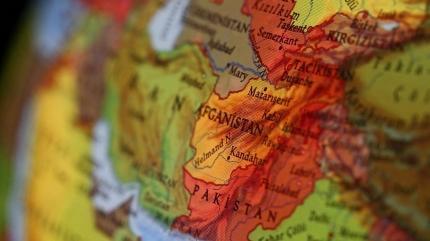 Türkiye'den Afganistan'a ulaştırma desteği