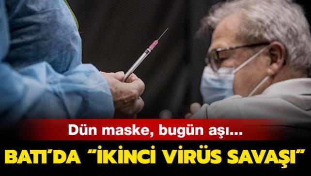 Aşı savaşları başladı: Söz vermedik!