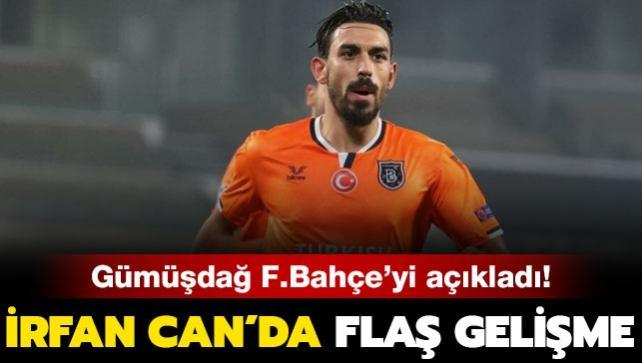 Transferde Galatasaray'ı yıkan gelişme! İrfan Can - Fenerbahçe...