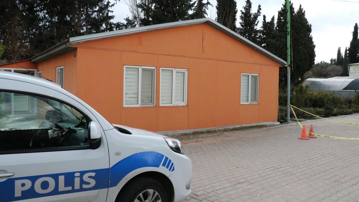 Belediyeye ait binaya ateş edildi