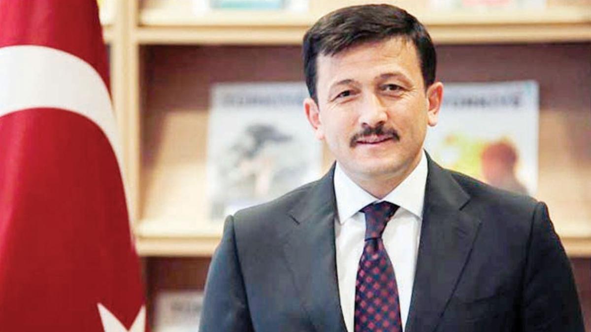 AK Parti Genel Başkan Yardımcısı Hamza Dağ: Azmettirme suçu açık hızla karar verilmeli