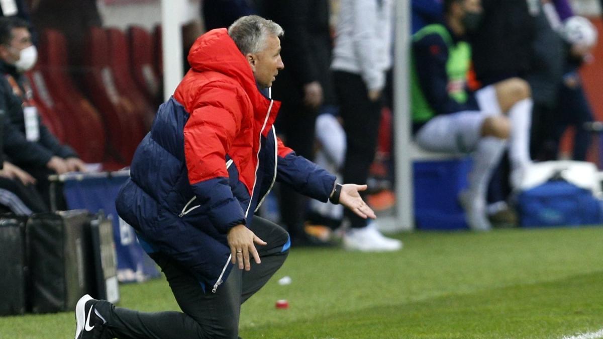 Kayserispor-Alanyaspor maçının ardından