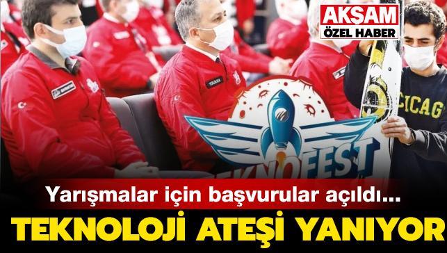 TEKNOFEST, 21-26 Eylül'de Atatürk Havalimanı'nda düzenlenecek! Teknoloji ateşi yanıyor
