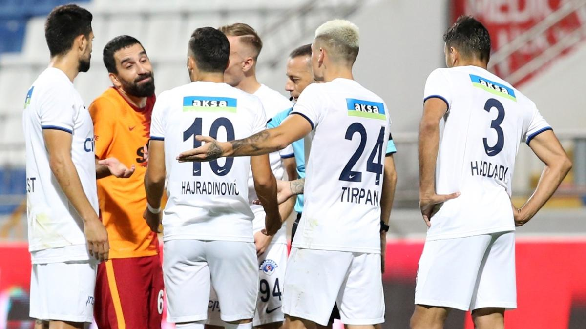 TFF, Galatasaray-Kasımpaşa maçının saatini değiştirdi