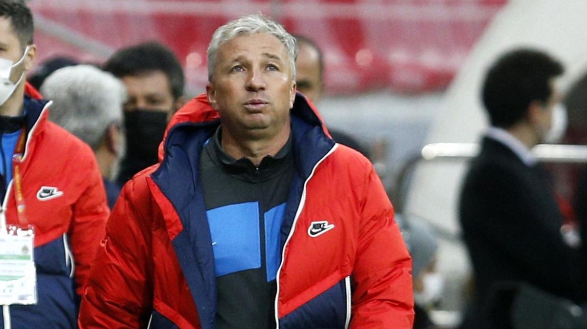 Dan Petrescu: İyi savaştık ama kazanamadığımız için üzgünüz