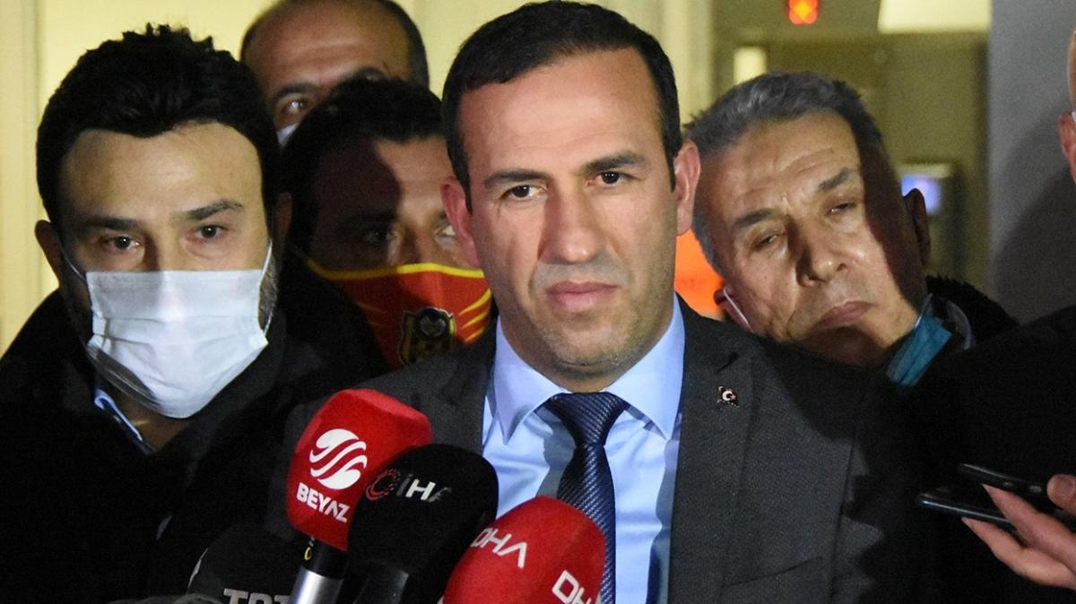 Yeni Malatyaspor Başkanı Adil Gevrek, hedeflerini açıkladı
