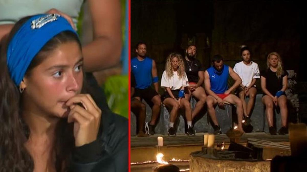 Survivor 2021 gönüllüler takımında gergin anlar! Yarışmacılar birbirine girdi