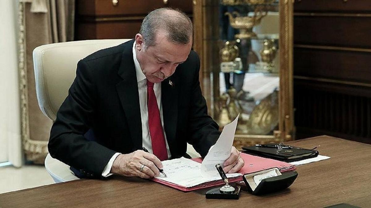 Başkan Erdoğan onayladı: İşte yayımlanan yeni kanunlar