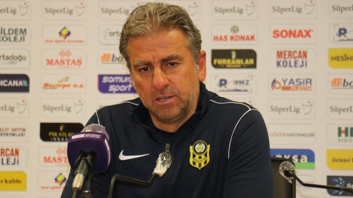 Hamza Hamzaoğlu: Talihsiz maç, talihsiz mağlubiyet