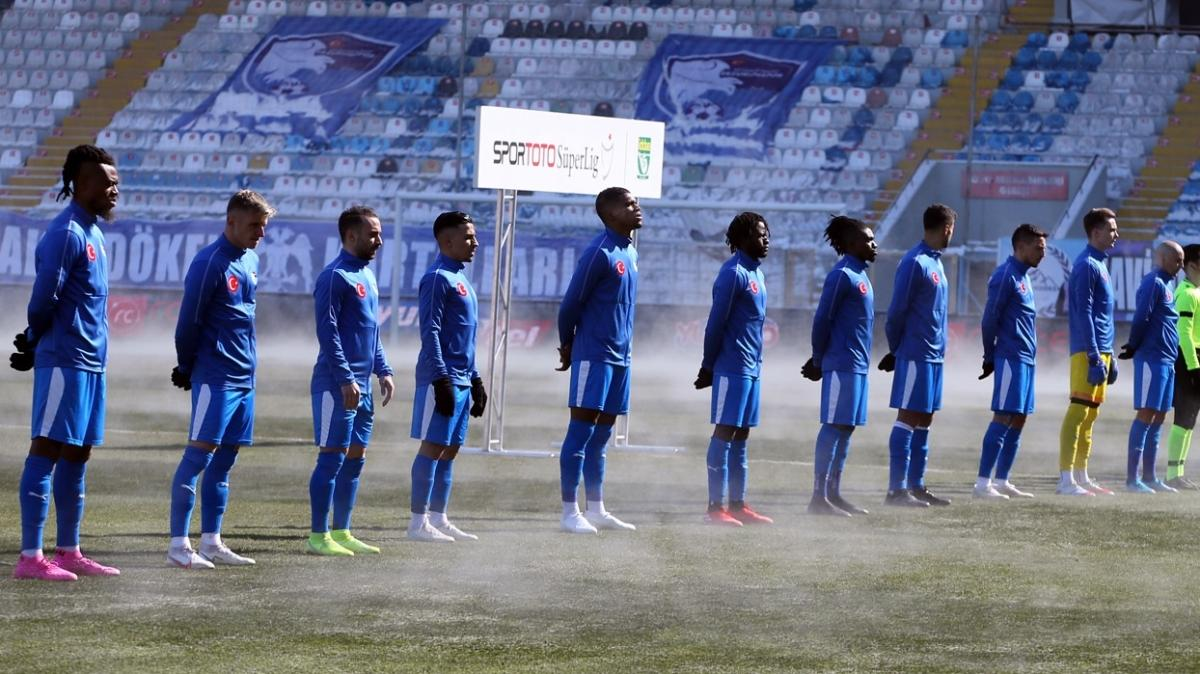 BB. Erzurumspor'un iki kritik futbolcusu Galatasaray maçında cezalı duruma düştü