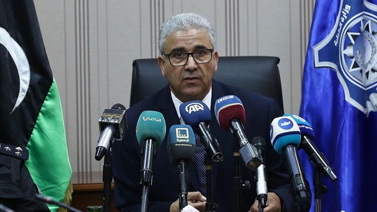 Libya'da İçişleri Bakanının konvoyuna silahlı saldırı iddiası