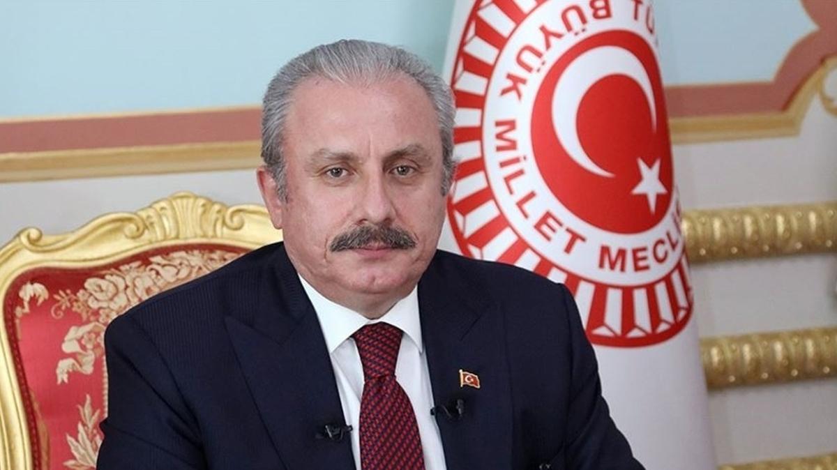 TBMM Başkanı Şentop'tan, Doğan Cüceloğlu'nun eşine taziye telefonu: 'Ülkemiz adına kaybımız ve acımız büyük'