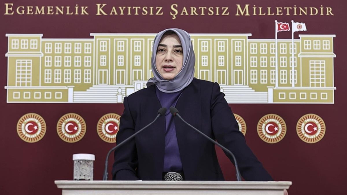 AK Partili Özlem Zengin'den önemli açıklama