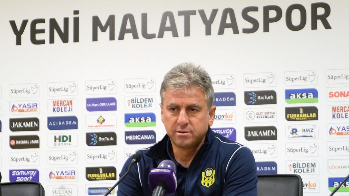 Hamza Hamzaoğlu'nun Yeni Malatyaspor karnesi