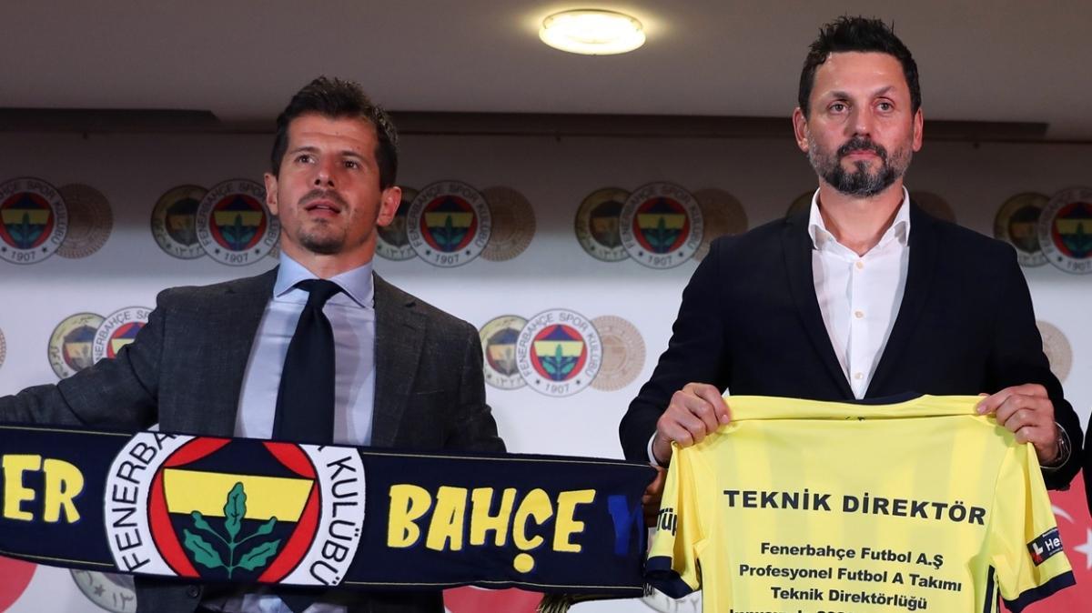Fenerbahçe'de Erol Bulut ile Emre Belözoğlu arasında fikir ayrılığı