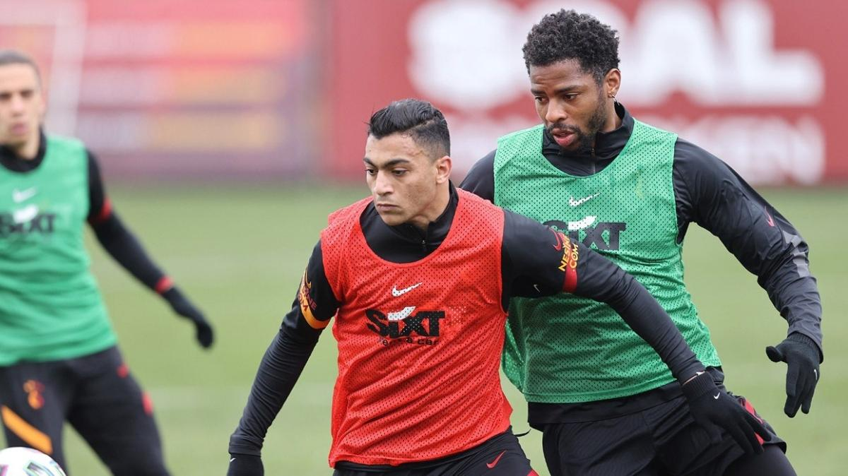 Galatasaray, Erzurumspor maçına hazırlanıyor