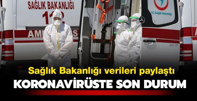 Sağlık Bakanlığı Kovid-19 salgınında son durumu açıkladı... İşte 25 Şubat koronavirüs tablosu