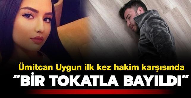 Ümitcan Uygun'dan son dakika Aleyna Çakır açıklaması: Bir kez tokat attım, bayıldı