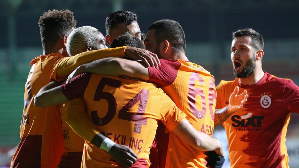 Galatasaray 3 eksikle Erzurumspor'u ağırlıyor