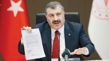 Sıkı denetimle kademeli normalleşme! Sağlık Bakanı Fahrettin Koca: Önerilerimizi kabineye sunacağız