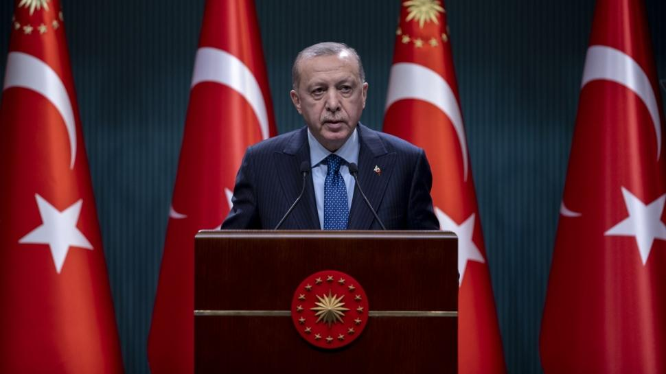 Başkan Erdoğan Cumhurbaşkanlığı Kabine Toplantısı sonrası açıkladı: Yeni kontrollü normalleşme sürecini başlatıyoruz