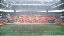 Galatasaray'da zemin için çalışmalar başlıyor