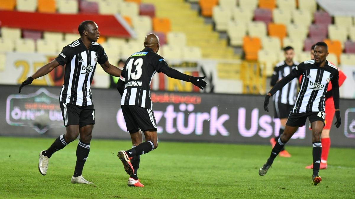 Kara Kartal, kaptanıyla güldü: 0-1