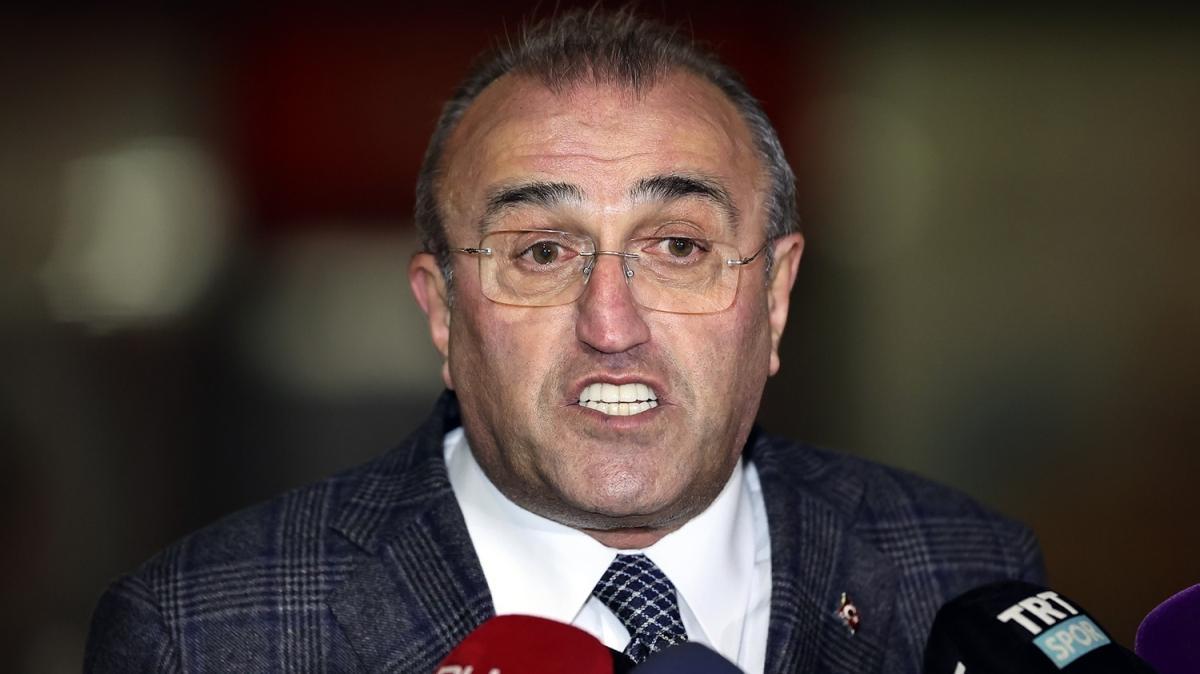 Abdurrahim Albayrak: Adalet istiyoruz adalet! Yeter artık buramıza geldi!