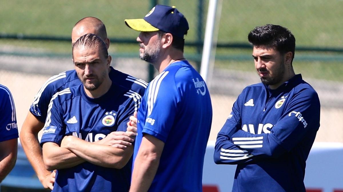 Fenerbahçe'de kadro dışı kararının detayları ortaya çıktı