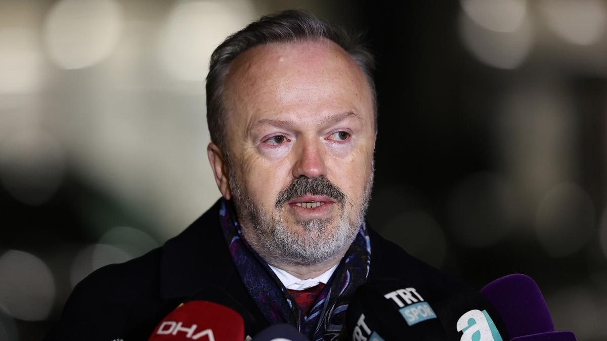 Yusuf Günay: Galatasaray camiası olarak bunlara boyun eğmeyeceğiz