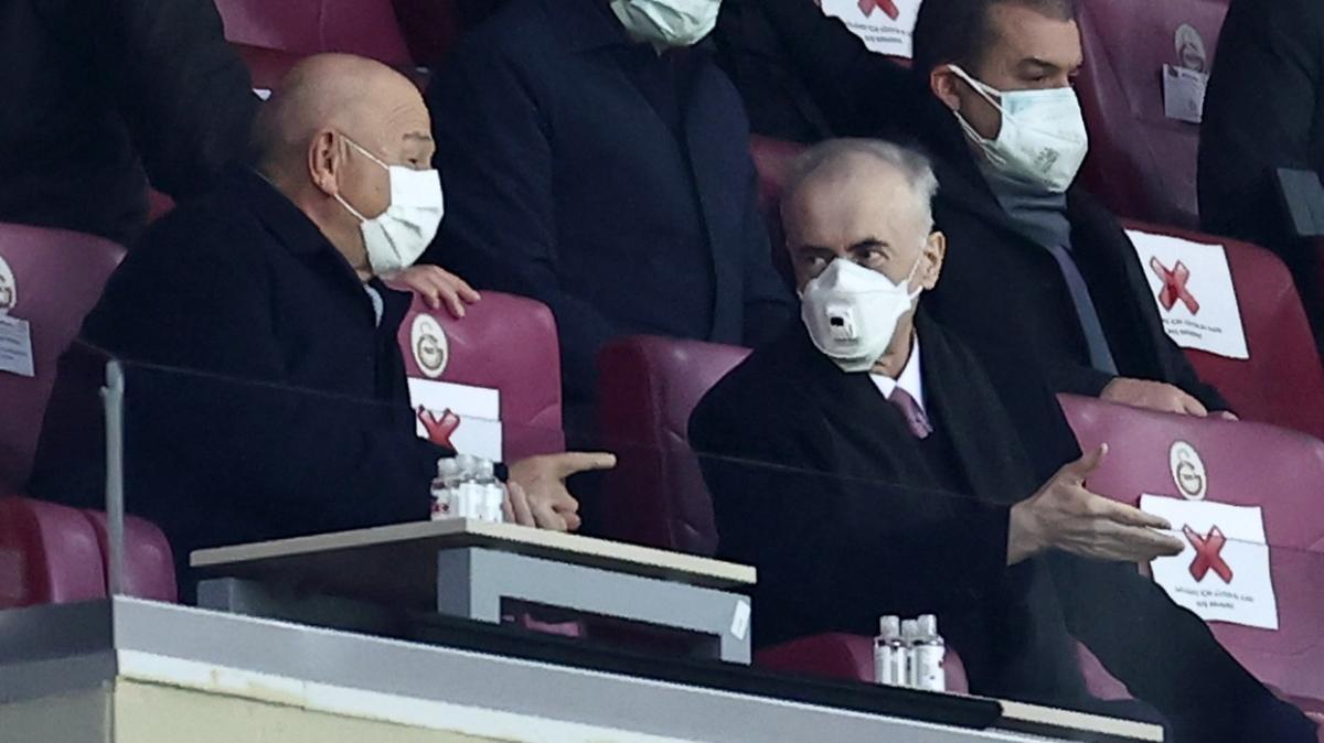 Mustafa Cengiz, Nihat Özdemir'le görüştü: Kavga etmesini çok iyi biliriz
