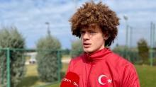 Eyüpspor'un tartışılan transferi Erencan Yardımcı: Hedefim Manchester City