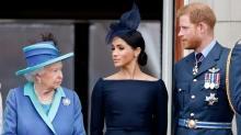 Kraliçe Elizabeth ve Meghan Markle arasında sular durulmuyor… Karalama kampanyası başlattı