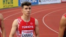 Milli atlet İlyas Çanakçı yarı finalde elendi