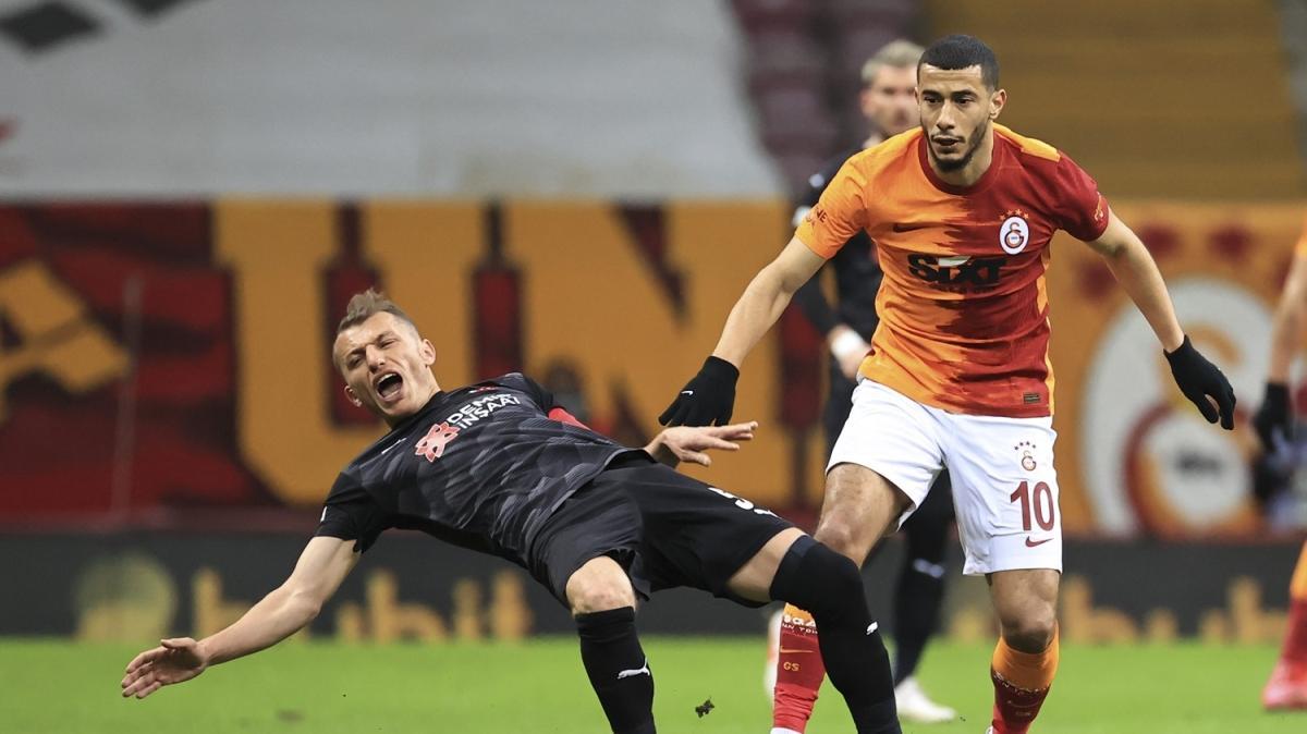 Galatasaray'a Hes Kablo Kayserispor maçı öncesi kötü haber