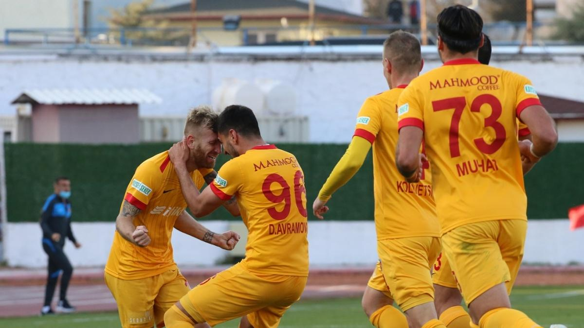Hatayspor'a Kayserispor'dan soğuk duş! 1-3
