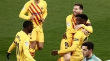 Barça, Osasuna'yı 2-0 mağlup etti