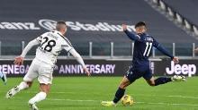 Juventus, Lazio'yu mağlup etti! Merih Demiral...