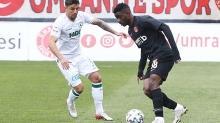 Ümraniyespor lider Giresunspor'u sahasında 3-1'le devirdi