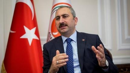 Adalet Bakanı Gül'den AİHM'ye tepki