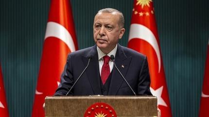 Başkan Erdoğan'dan Rasim Öztekin için taziye mesajı