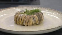Karadeniz'in meşhur lezzeti hamsili pilav