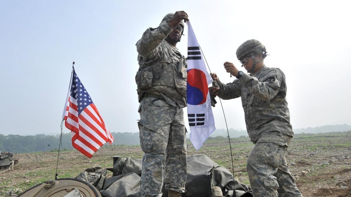 Güney Kore, Washington'la anlaştı: ABD askeri için 1 milyar dolar ödeyecek