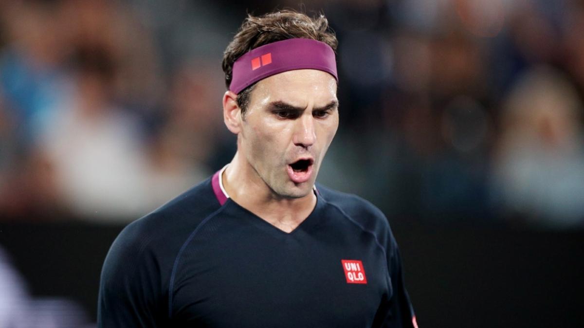 Roger Federer, Dubai Tenis Şampiyonası'ndan çekildi