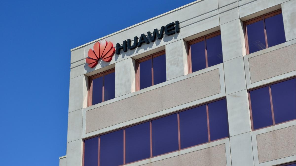 """Çin'den ABD'ye """"Huawei"""" tepkisi"""