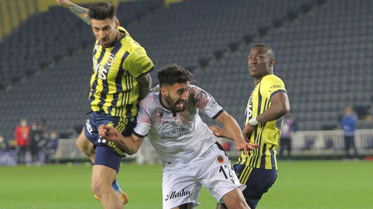 Spor Toto Süper Lig'de 30. hafta sona erdi