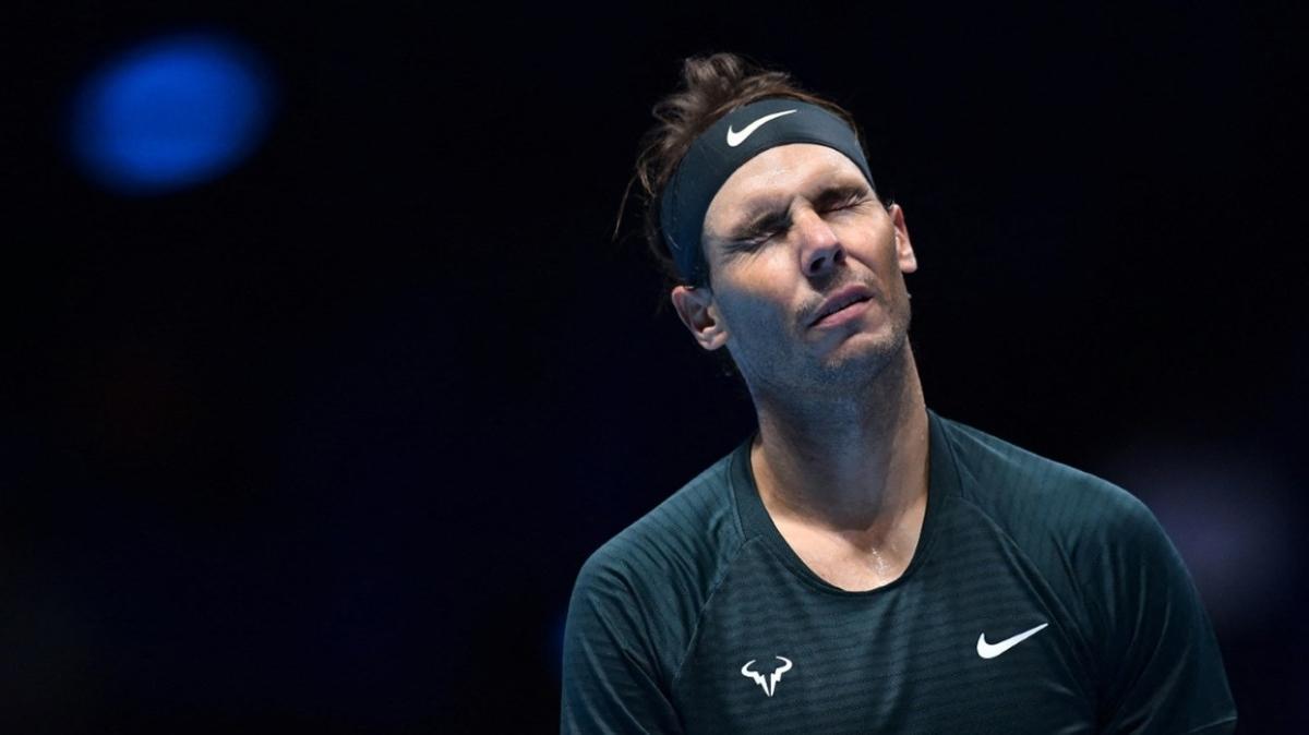 Rafael Nadal, Miami Açık'a katılamayacağını açıkladı