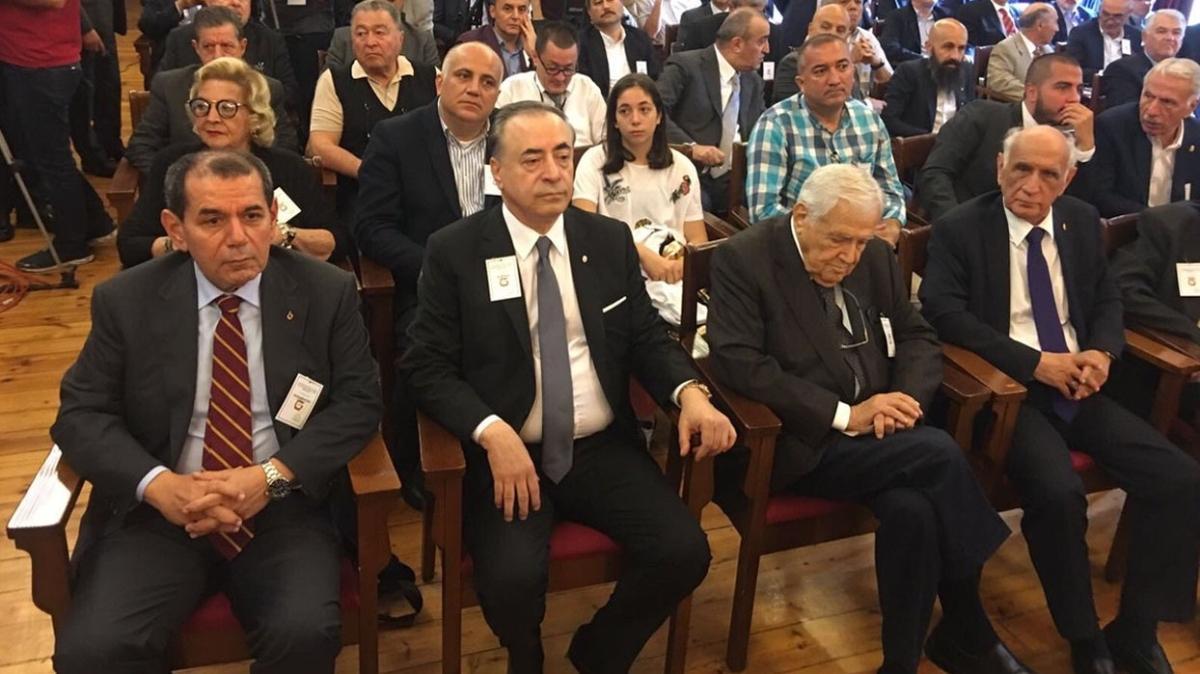 Galatasaray'da merakla beklenen seçimli genel kurul için tek bir engel bulunuyor