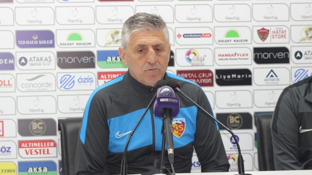 Ivko Ganchev: Bu takım Süper Lig'de kalacak