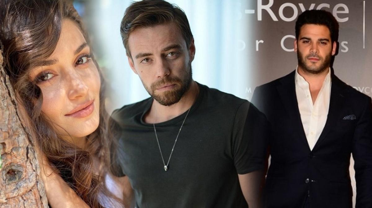 Hande Erçel - Murat Akdoğan ilişkisinde ortaya çıkan Murat Dalkılıç detayı!